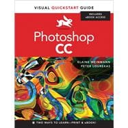 Photoshop CC Visual QuickStart Guide