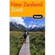 Fodor's New Zealand 2009