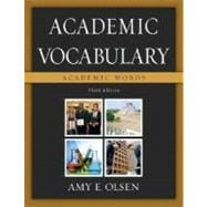 Academic Vocabulary : Academic Words