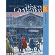 Western Civilization Volume C: Since 1789 (Chapters 19-29, with InfoTrac)
