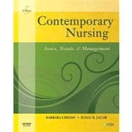 Contemporary Nursing: Issues, Trends, and Management