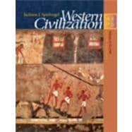 Western Civilization: Volume A: To 1500 (Chapters 1-12, Non-InfoTrac Version)