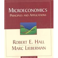 Microeconomics Principles and Applications with InfoTrac College Edition