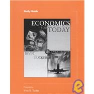 Study Guide to accompany Economics for Today