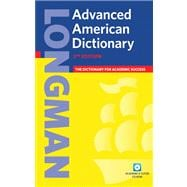 LONGMAN ADVANCED AMERICAN DICTIONARY (PAPERBACK), WITH CD-ROM, 1/e