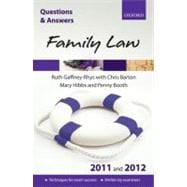 Q and A Family Law 2009 And 2010