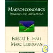 Macroeconomics Principles and Applications with InfoTrac College Edition