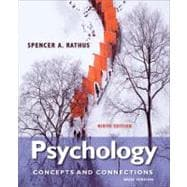 Psychology Concepts & Connections, Brief Version