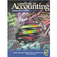 Century 21 Accounting: Introductory Course