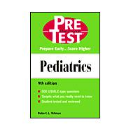 Pediatrics : PreTest Self Assessment and Review