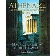 Athenaze; An Introduction to Ancient Greek Book I