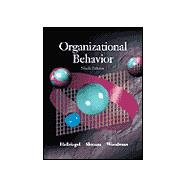 Organizational Behavior With Cdrom With Infotrac