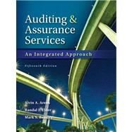 Auditing and Assurance Services and NEW MyAccountingLab with eText -- Access Card Package