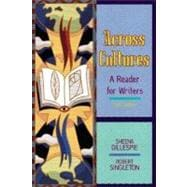 Across Cultures : A Reader for Writers