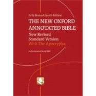 The New Oxford Annotated Bible with Apocrypha; New Revised Standard Version