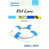 Q and A EU Law 2009 And 2010
