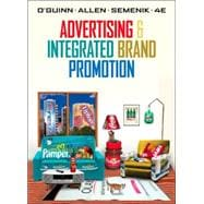 Advertising and Integrated Brand Promotion (with InfoTrac)
