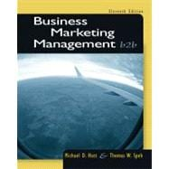 Business Marketing Management : B2b