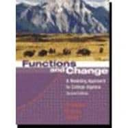 Functions And Change