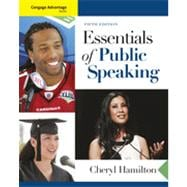 Cengage Advantage Books: Essentials of Public Speaking, 5th Edition