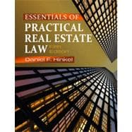 Essentials of Practical Real Estate Law, 5th Edition