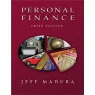 Personal Finance with Financial Planning Software & MyFinanceLab Student Access Code Card Package
