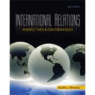 International Relations: Perspectives and Controversies, 3rd Edition
