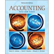 Accounting : Texts and Cases