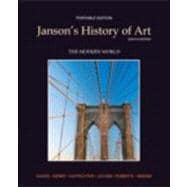 Janson's History of Art Portable Edition Book 4 The Modern World Plus MyArtsLab with eText -- Access Card Package