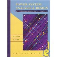 Power System Analysis and Design Use