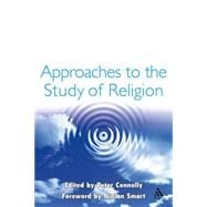 Approaches to the Study of Religion 9780826459602R
