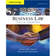 Cengage Advantage Books: Business Law Text and Exercises