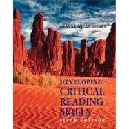 Developing Critical Reading Skills