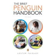 Brief Penguin Handbook, The,  Plus MyWritingLab with eText -- Access Card Package