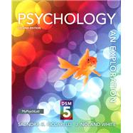 Psychology An Exploration with DSM-5 Update