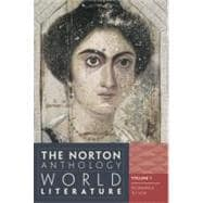 Norton Anthology of World Literature Vol. I
