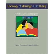 Sociology of Marriage and the Family : Gender, Love, and Property