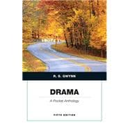 Drama A Pocket Anthology Plus NEW MyLiteratureLab -- Access Card Package