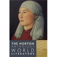 Norton Anthology of World Literature, Shorter 3rd Edition.  Volume 2