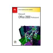 New Perspectives on Microsoft Office 2000 Professional