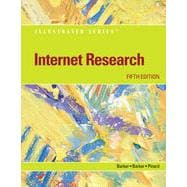Internet Research - Illustrated, 5th Edition