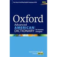 Oxford Advanced Dictionary of American English (Pack Component)