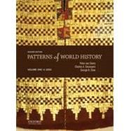Patterns of World History Volume One: To 1600