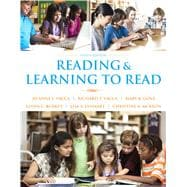 Reading and Learning to Read, Ninth Edition