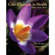Core Concepts in Health Update