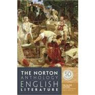 The Norton Anthology of English Literature, The Major Authors, 9/E