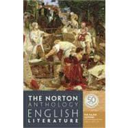 The Norton Anthology of English Literature, The Major Authors, 9/E