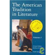 American Tradition in Literature Vol. 1 : With OLC Card