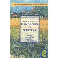 The Simon & Schuster Handbook for Writers