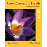 Core Concepts in Health, Brief Update